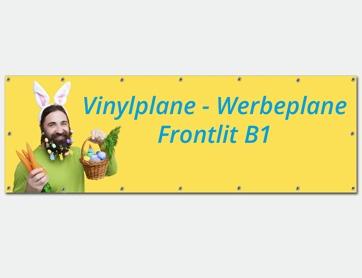 Vinylplane mit Ösen