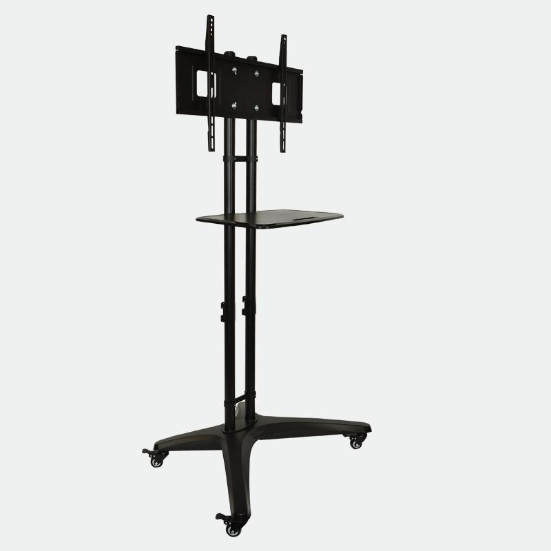 monitorst nder tv st nder messezubeh r posso online shop. Black Bedroom Furniture Sets. Home Design Ideas
