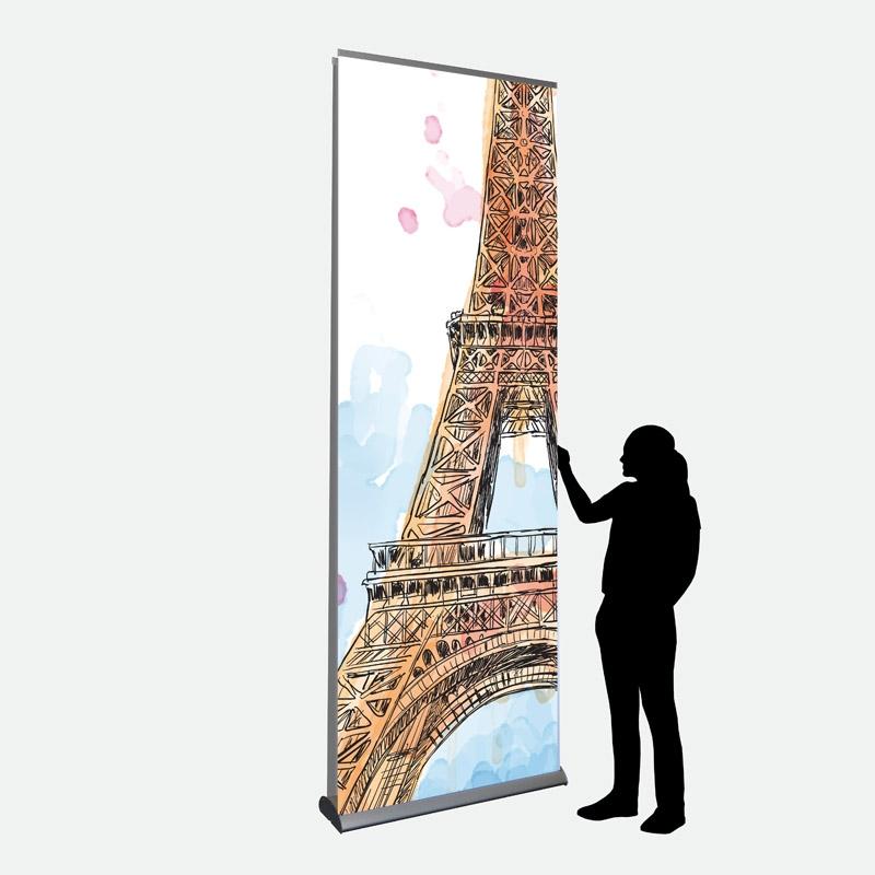 Business Banner 100 x 287 cm doppelseitig