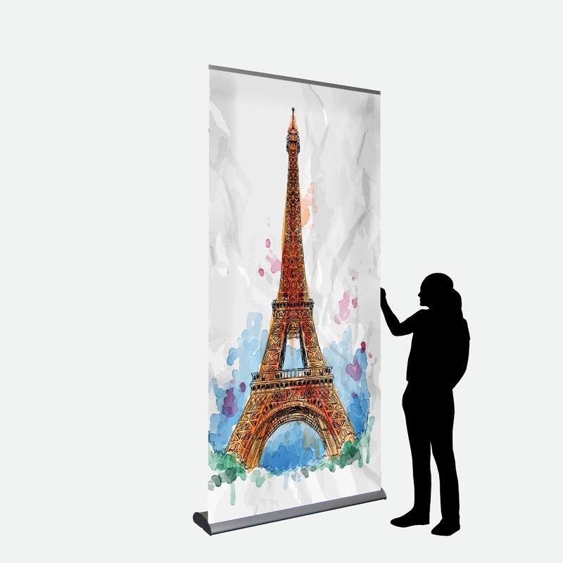 Business Banner 120 x 250 cm einseitig