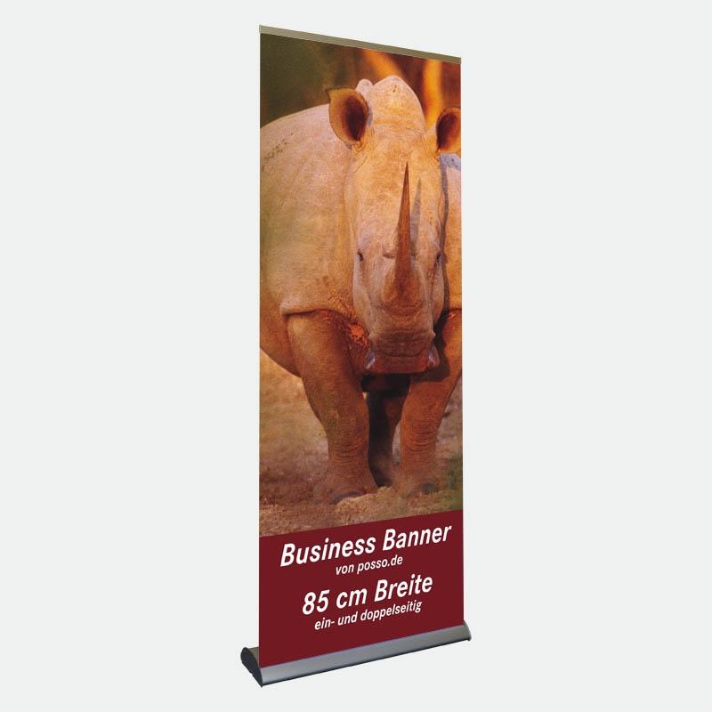Business Bannerdisplay 85 cm, Einseitig