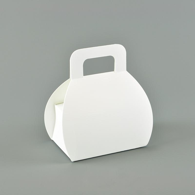 Faltschachtel Tasche mit Henkel - Hier fehlt noch Ihre individuelle Bedruckung