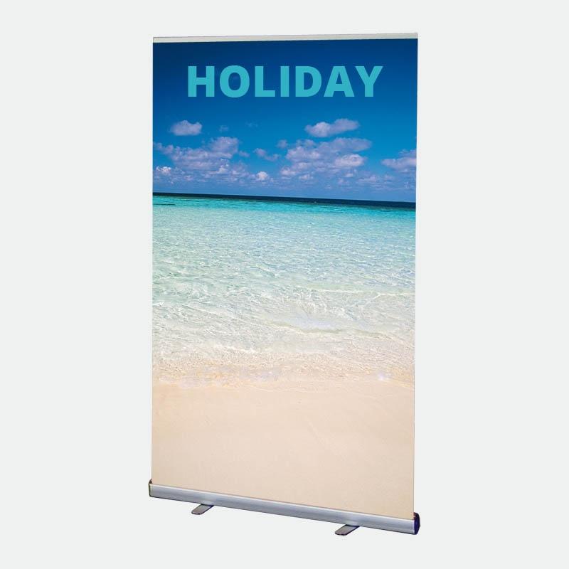 Bannerdisplay 150 cm, Banner Roll up 150 cm