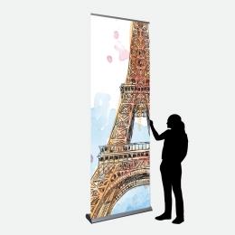 Business Banner 100 x 287 cm einseitig