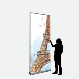 Business Banner 100 x 250 cm doppelseitig