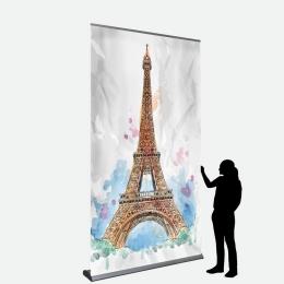 Business Banner 150 x 250 cm einseitig