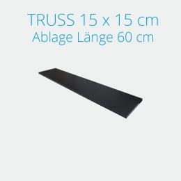 Crown Truss Ablage inkl. Halterung Länge 60 cm