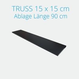 Crown Truss Ablage inkl. Halterung Länge 90 cm