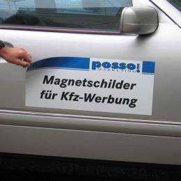 Magnetschilder - Magnetfolie