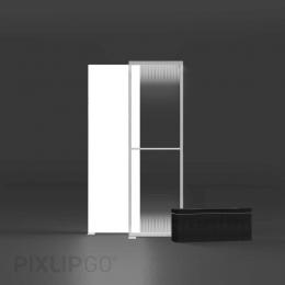 PIXLIP GO Lightbox Set 85 x 225 cm