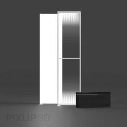 PIXLIP GO Lightbox Set 85 x 250 cm
