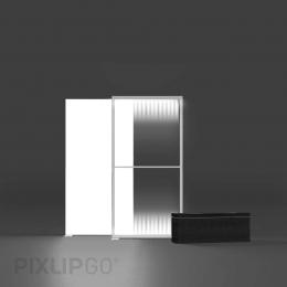 PIXLIP GO Lightbox Set 100 x 200 cm