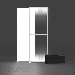 PIXLIP GO Lightbox Set 100 x 250 cm