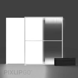 PIXLIP GO Lightbox Set 200 x 225 cm