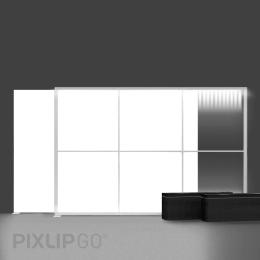 PIXLIP GO Lightbox Set 300 x 200 cm