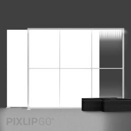 PIXLIP GO Lightbox Set 300 x 225 cm