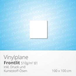 posso Frontlit Vinylplane 100 x 100 cm
