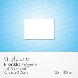 posso Frontlit Vinylplane 100 x 150 cm
