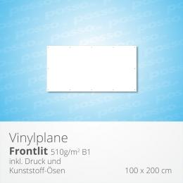 posso Frontlit Vinylplane 100 x 200 cm