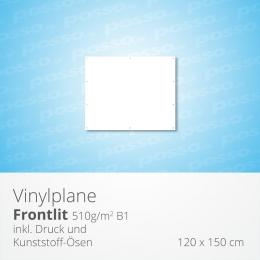 posso Frontlit Vinylplane 120 x 150 cm