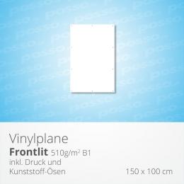 posso Frontlit Vinylplane 150 x 100 cm