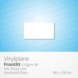 posso Frontlit Vinylplane 80 x 150 cm