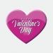 Valentines Day Herz Aufkleber Werbung Schaufenster Beschriftung