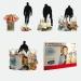 Aufbau Faltdisplay Textil, Messewand, Messedisplay, popup display