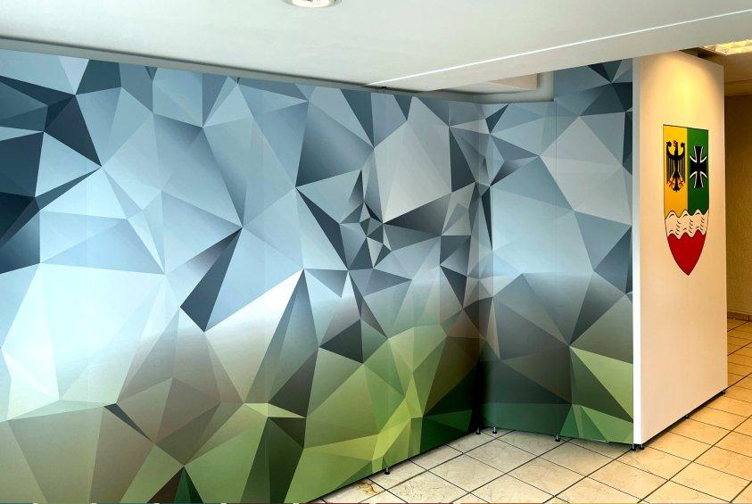 Mit Messebau-System Innenräume neu gestalten Image