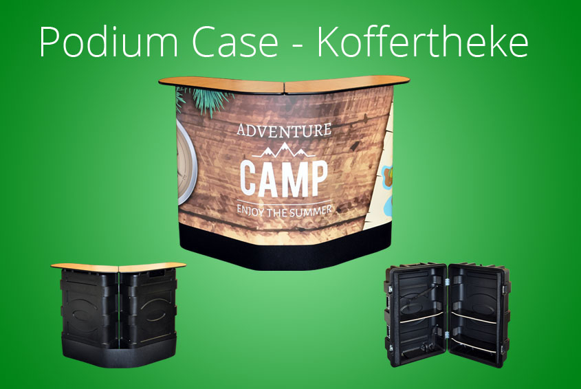 Podium-Case - Die Koffertheke Image