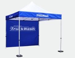 Faltzelte, Werbezelte, Promotionzelte - Truck Stop
